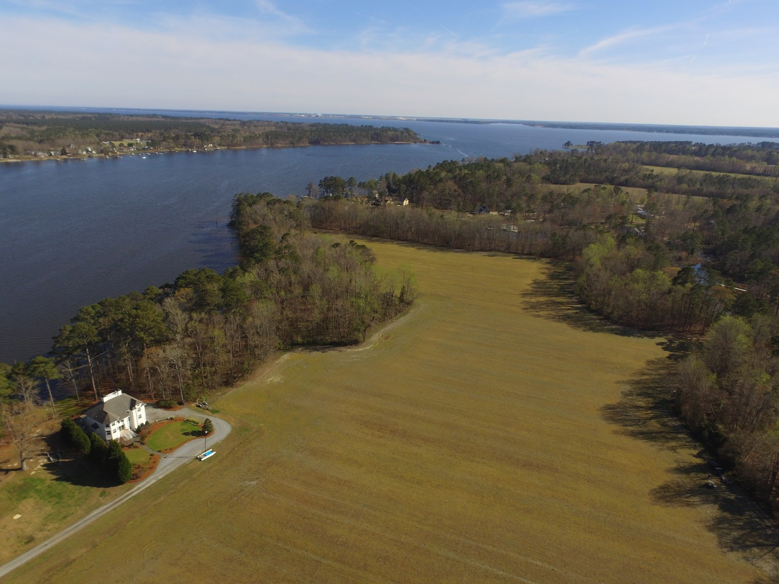 Premier Waterfront/Developmental Property for sale Bath, NC
