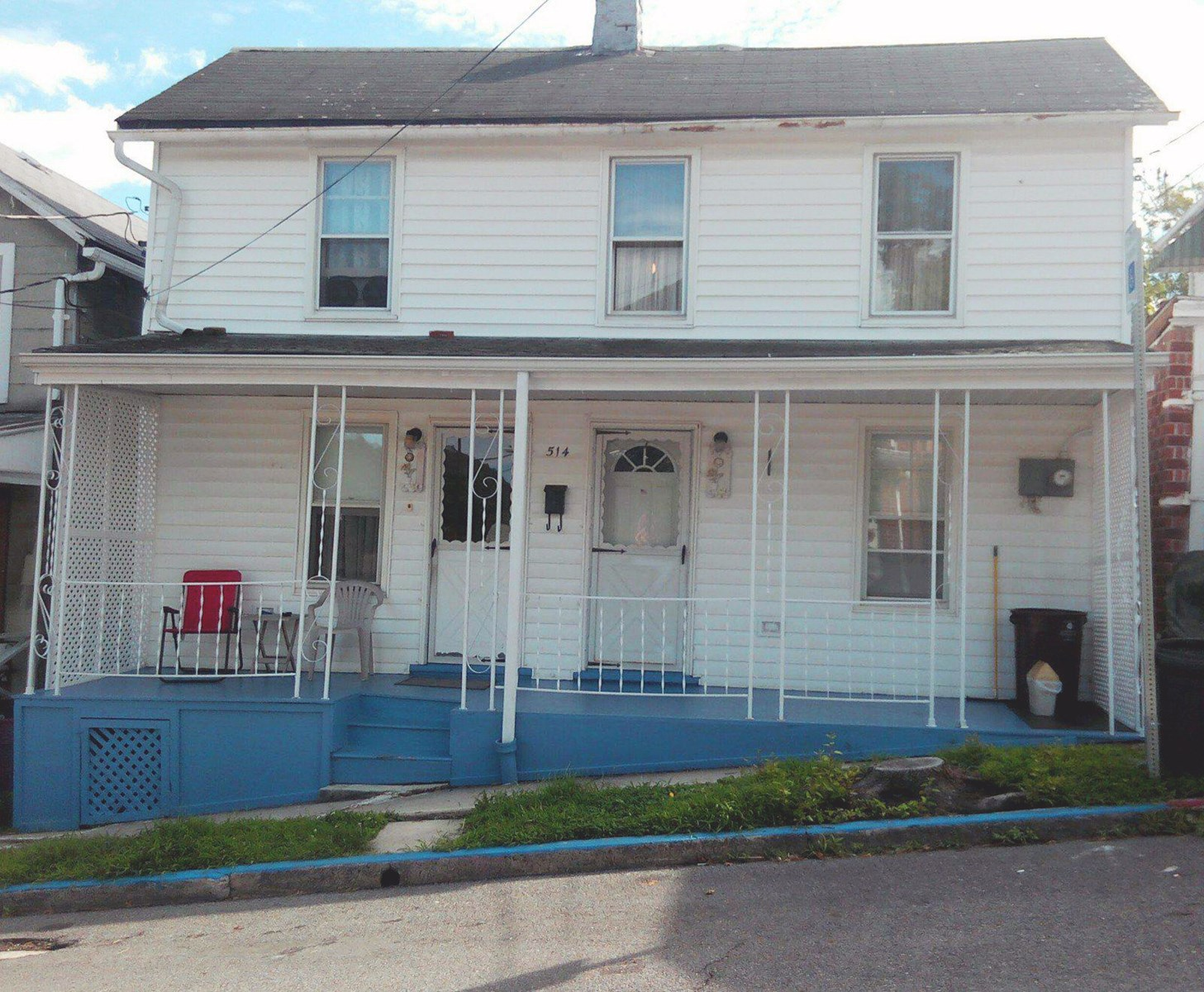 Single Family Home in Cumberland MD