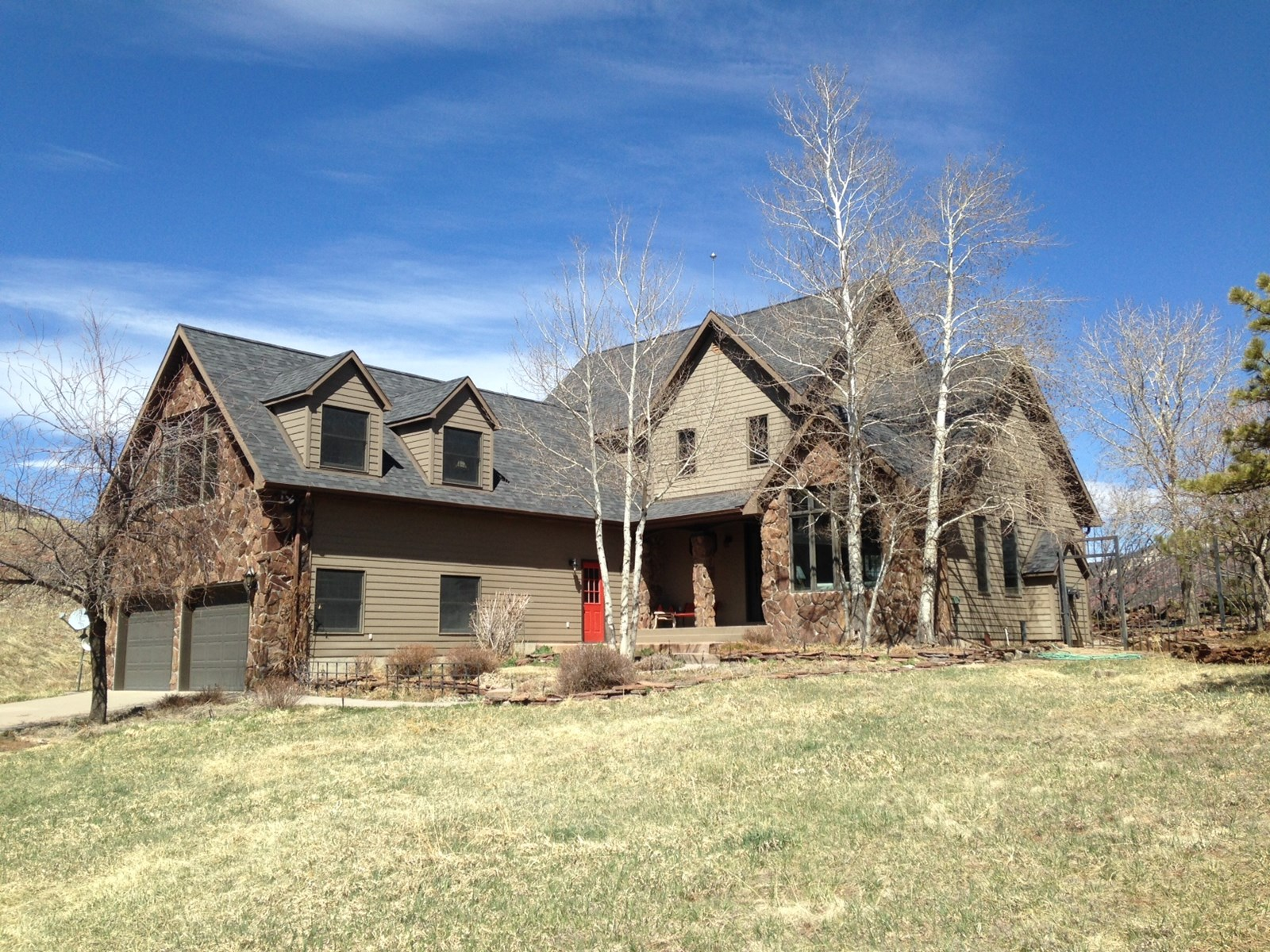 Two Story Home For Sale Ridgway Colorado