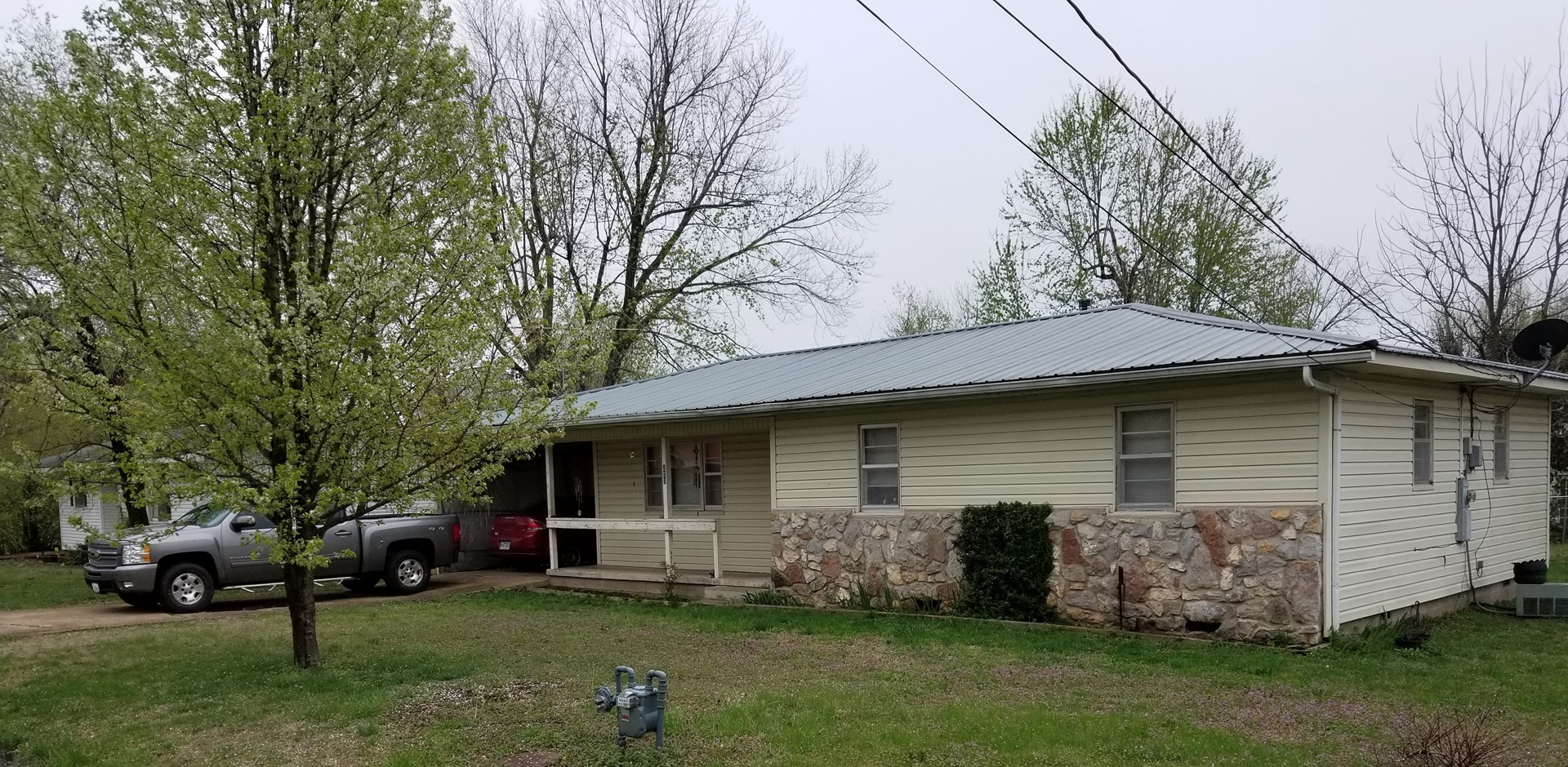Affordable home in Berryville - Carroll County for sale