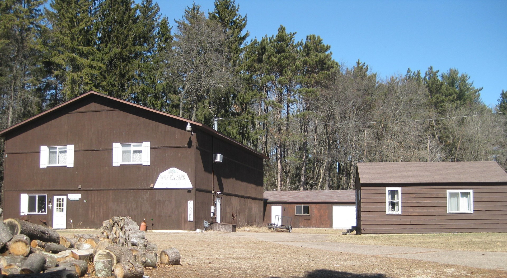 Commercial Barn Business Opportunity for sale Waupaca, WI