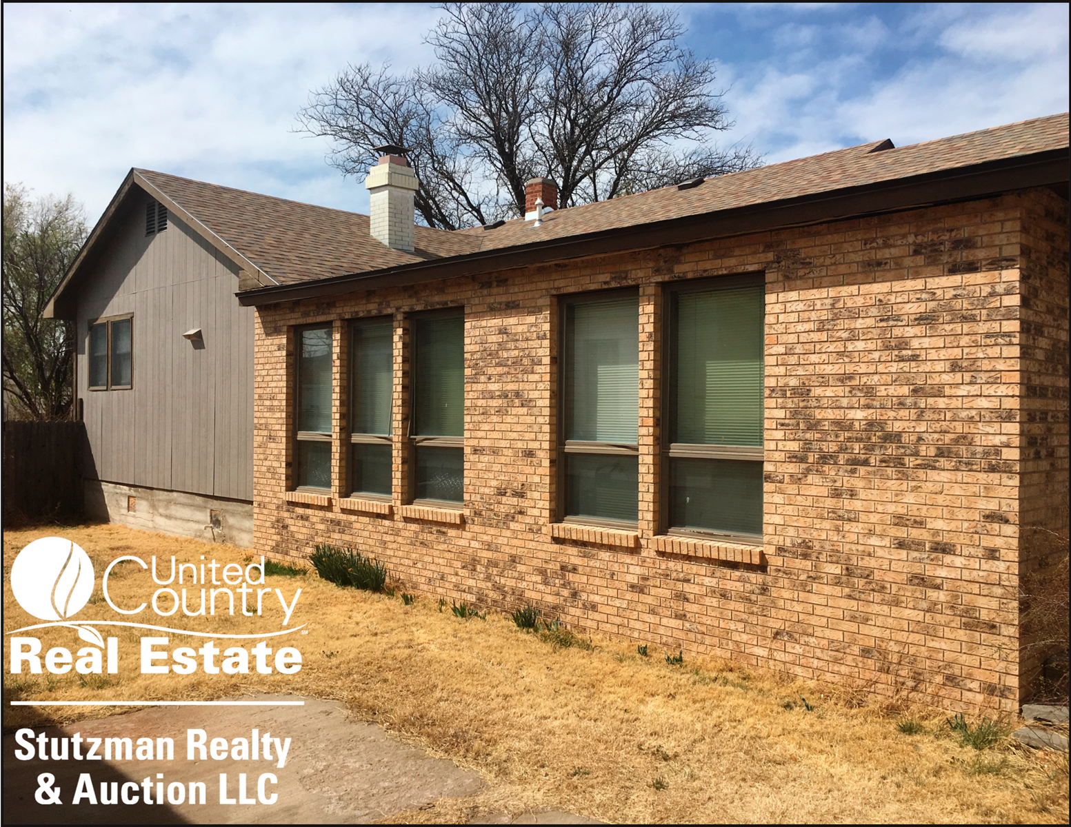CLEAN, UPDATED AND AFFORDABLE HOME FOR SALE IN ULYSSES, KS