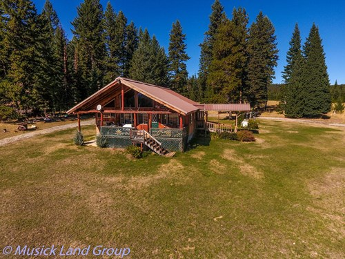 Legacy Elk Ranch and Hunting Lodge  in Elk City,  Idaho