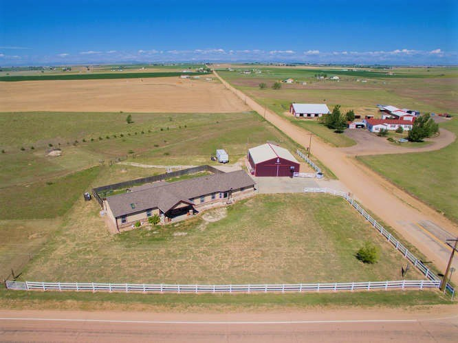 Colorado  Hobby Farm, Equine Ranch & Recreation Property