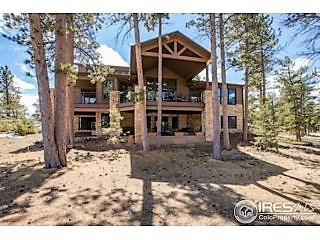 Colorado Mountain Golf Course Home