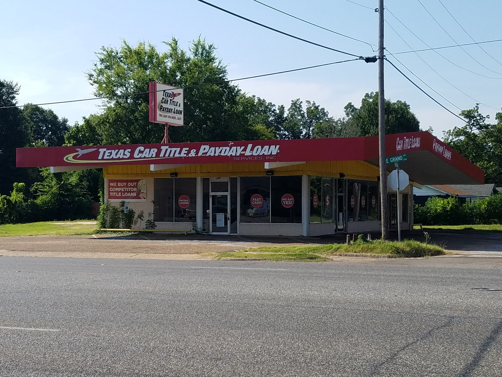 Commercial Building with Great Cash Flow in East Texas