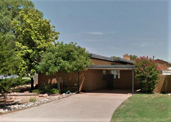 Mid-Century Modern Home for Sale, Clinton, OK 73601