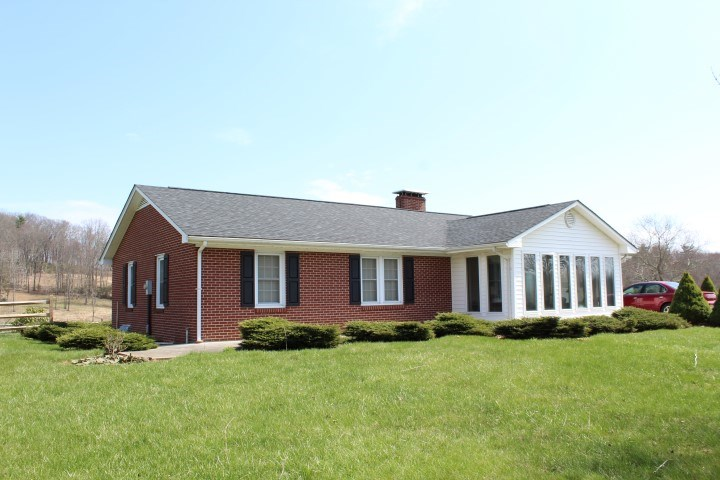 RANCH STYLE HOME- 2.14 ACRES  LOCATED IN CARROLL COUNTY, VA
