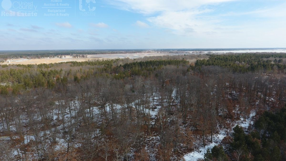Untouched Hunting/ Recreational acreage in Adams County, WI
