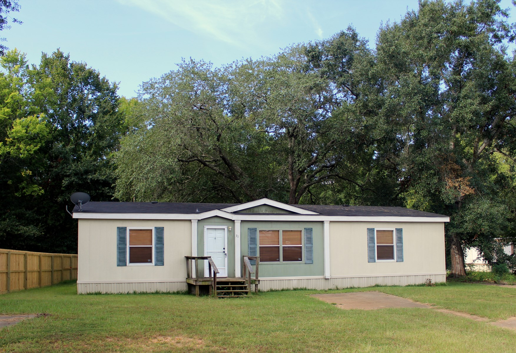 3 bedroom Mobile Home for sale in East Tx Lakeport area