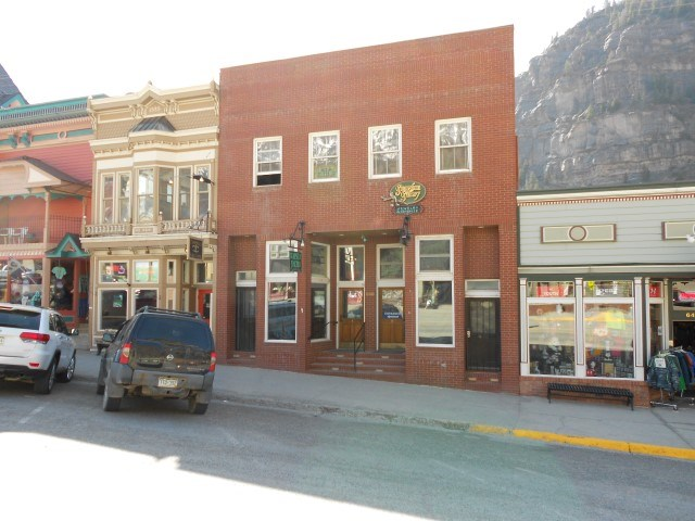 Multi Use Building with Residence Ouray Colorado For Sale