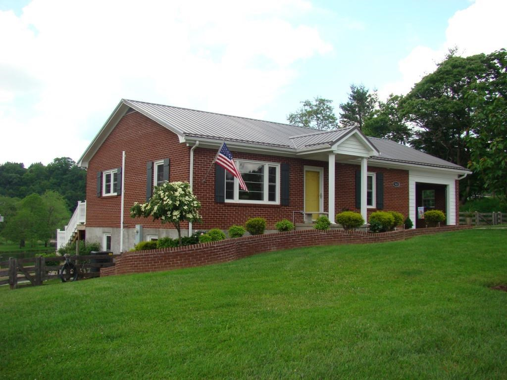 Move-in Ready Brick Ranch in Wytheville, VA