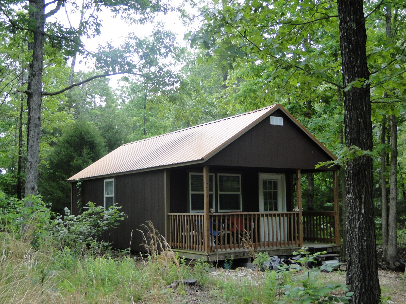 Ava, Mo for sale- Cabin with land