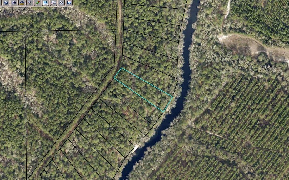 1 Acre on the Historic Suwannee River