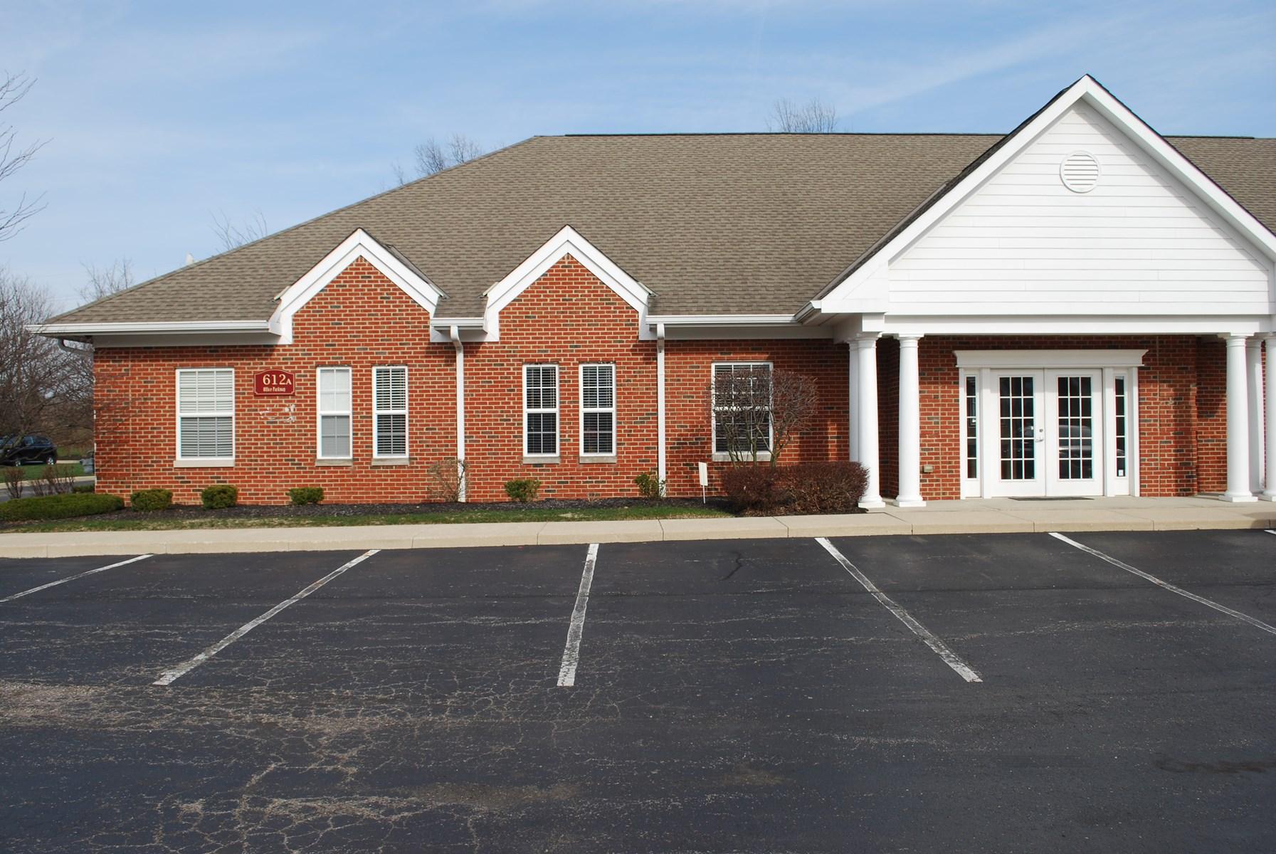 Exceptional Westerville, Ohio Office Condominium!!!