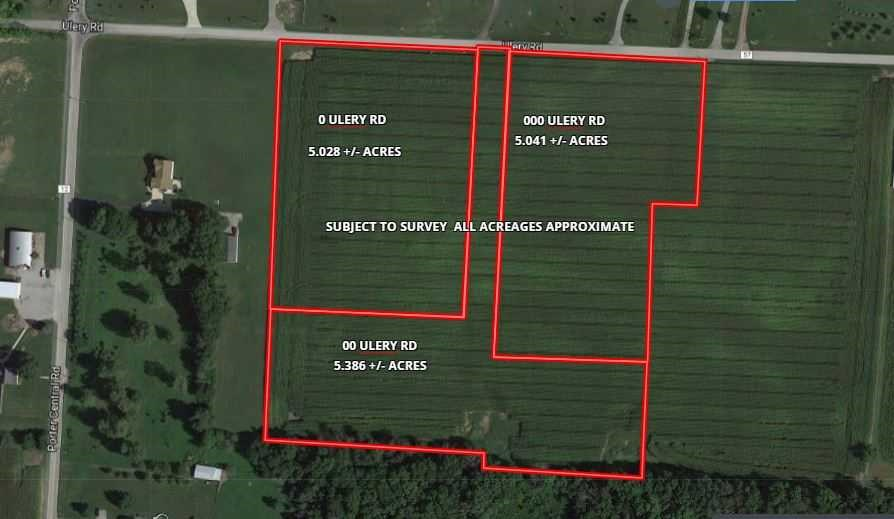 5 +/- Acre Building Lot Delaware County, Ohio
