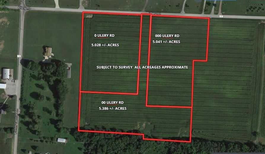 5 +/- Acre Building Lot Delaware County, Ohio