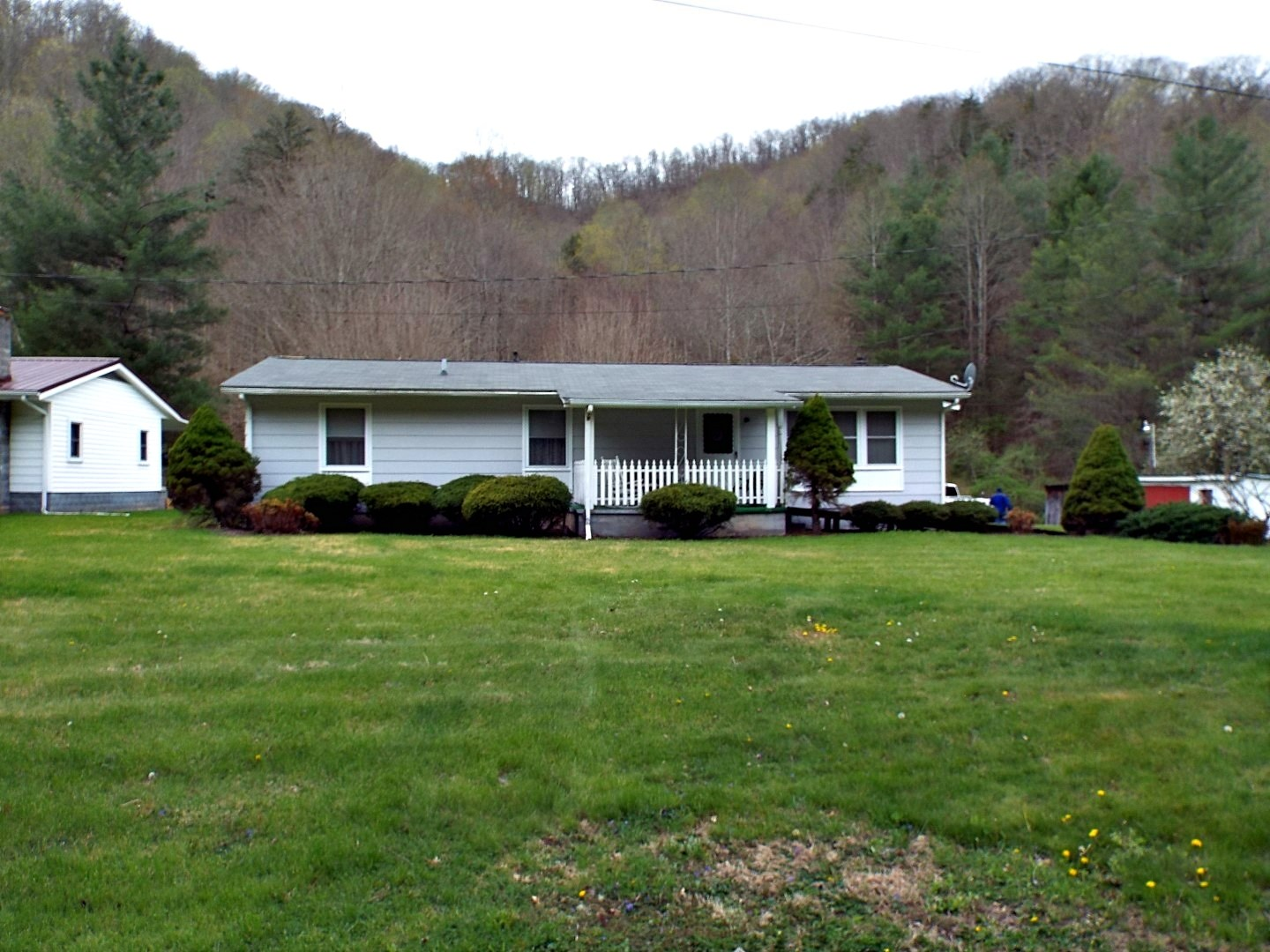 Home with Land in Bandy, VA