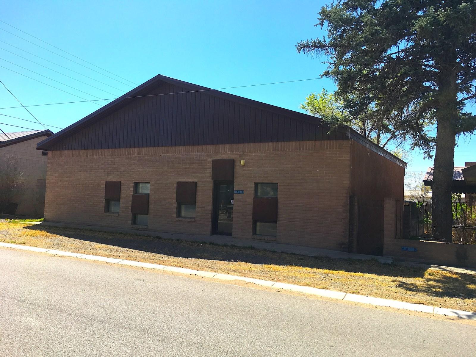 Commercial Building For Sale Downtown Estancia NM