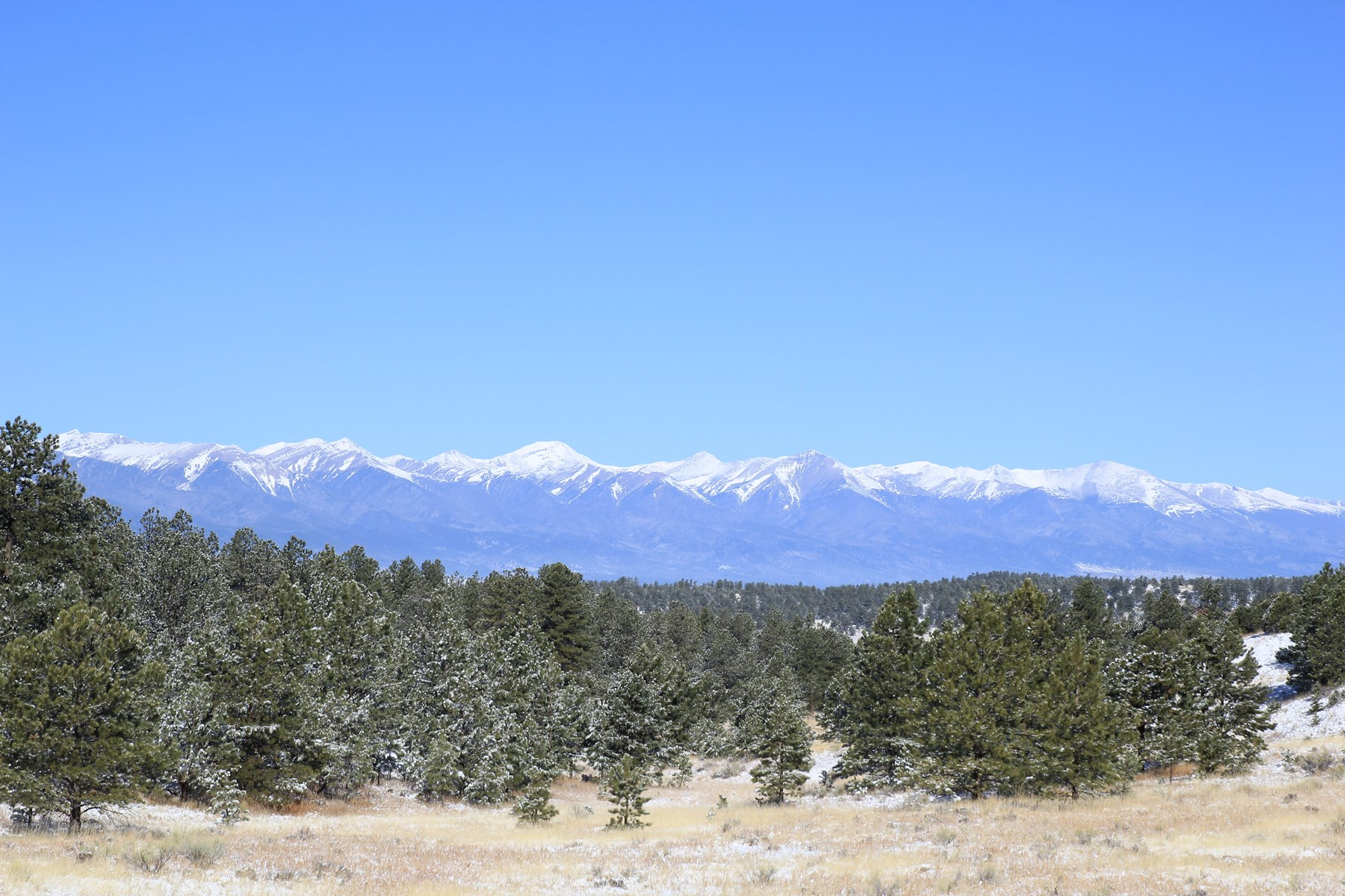 Land in Westcliffe Colorado Custer County