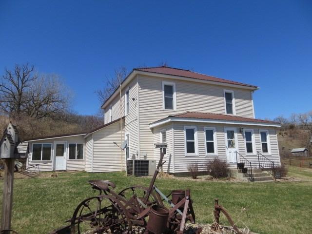 Home & 15 acres For Sale, Pisgah, IA/Harrison County