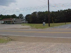 COMMERCIAL LAND IN SAVANNAH TN WITH HIGHWAY FRONTAGE