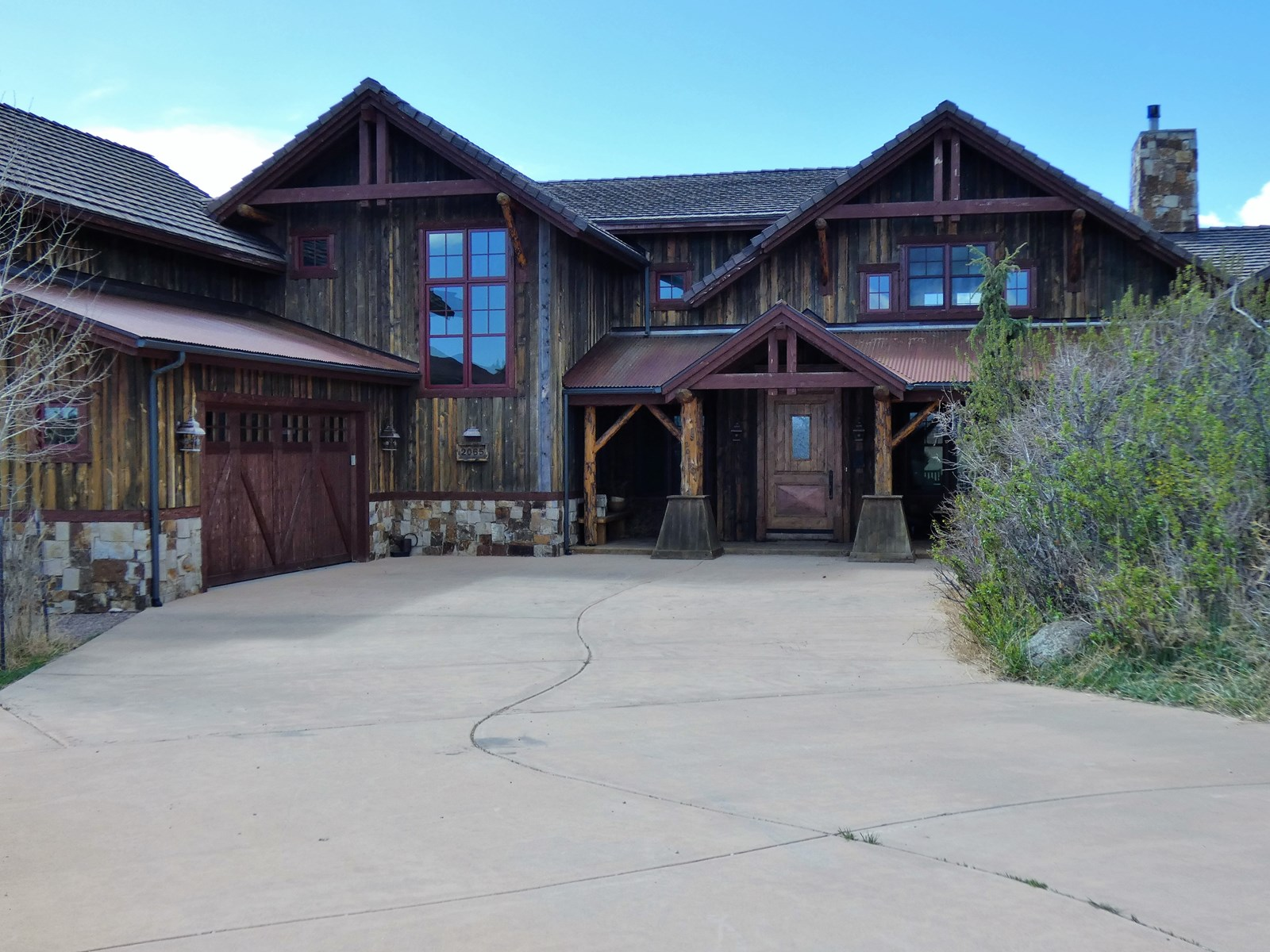 Rustic Mountain Home For Sale-2065 Cowboy Way, Cotopaxi, CO