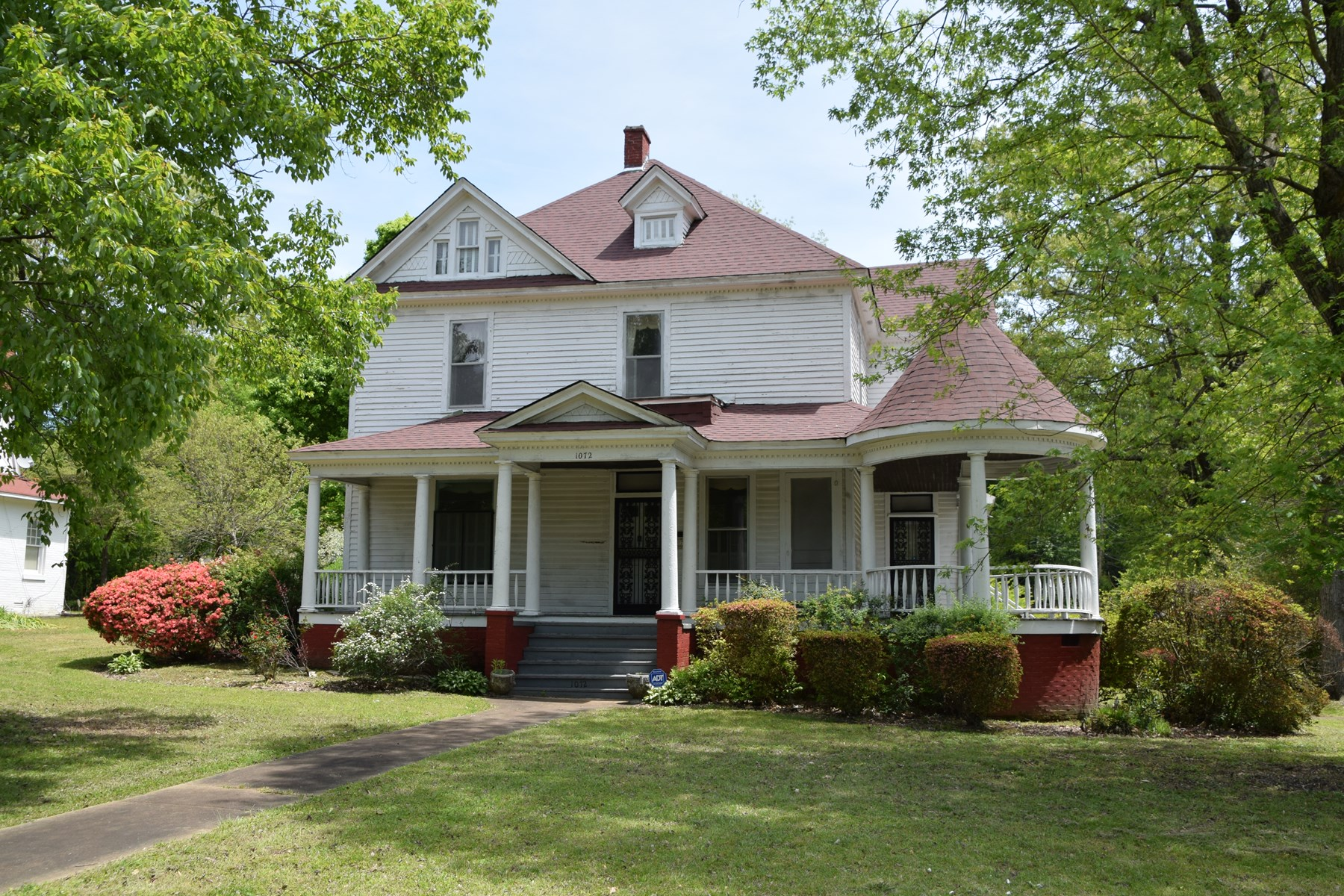 Historic Victorian Home in Jackson, TN; Madison County