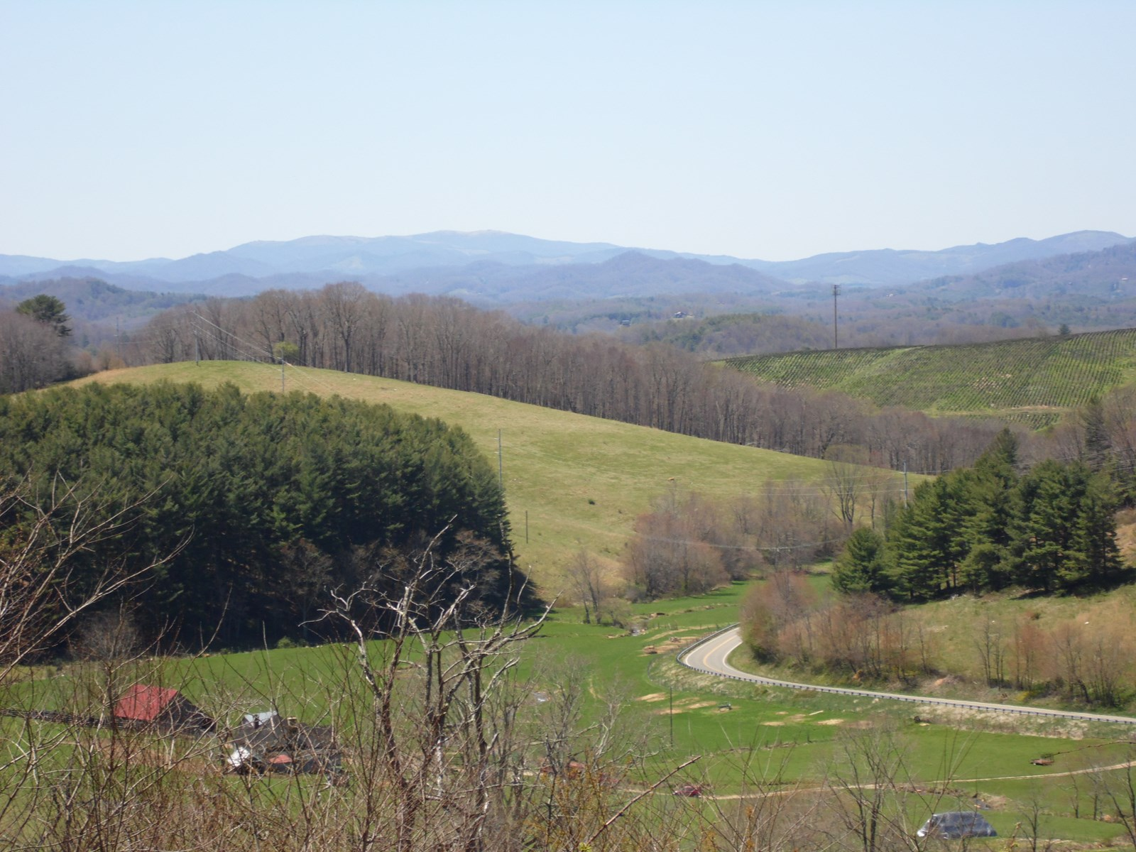 Building Lot for Sale in Laurel Springs NC Alleghany CO