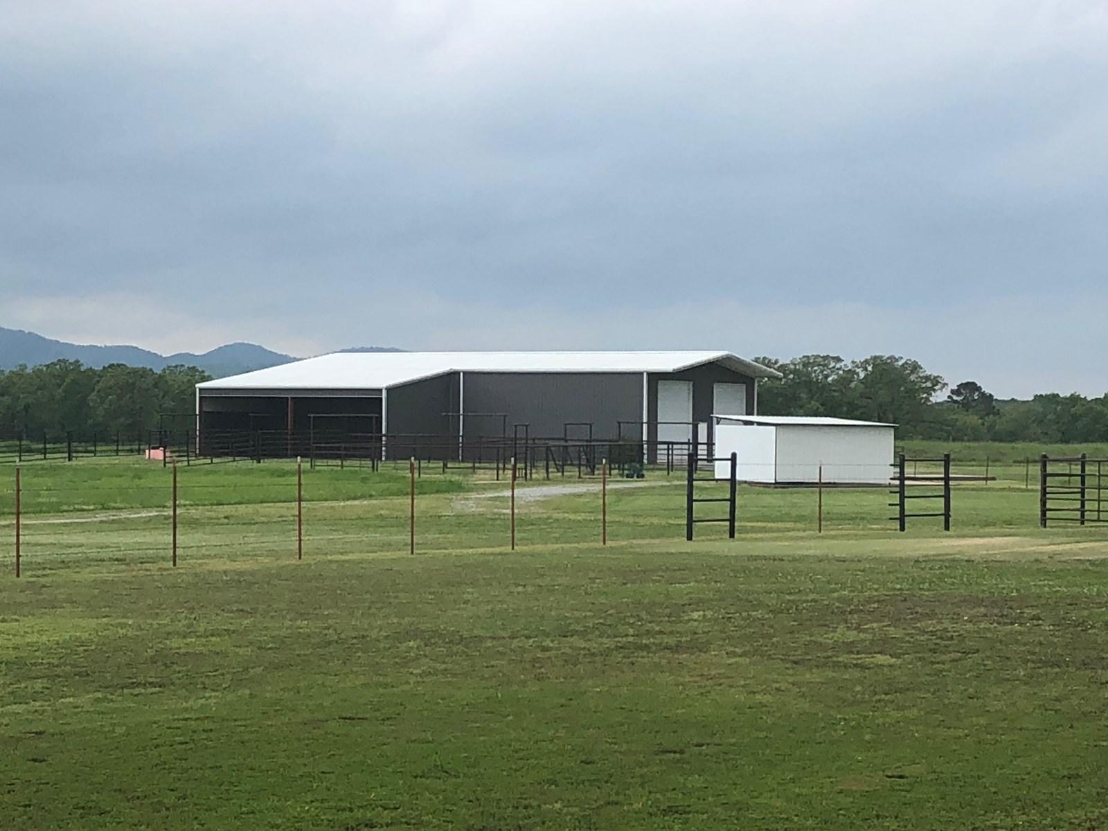 Ranch for Sale- Southeast Oklahoma- Talihina, Oklahoma