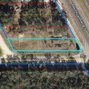 0.26 COMMERCIAL PROPERTY GILCHRIST COUNTY FLORIDA