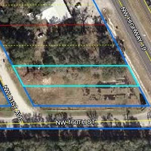 0.26 ACRE COMMERCIAL PROPERTY FANNING SPRINGS FLORIDA