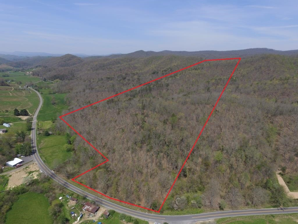 51 wooded acres in Ceres, VA