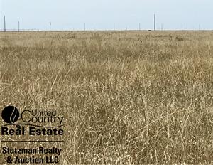 118+/- ACRE NATIVE GRASS ~ EXPIRED CRP ~ SW KS~SEWARD COUNTY