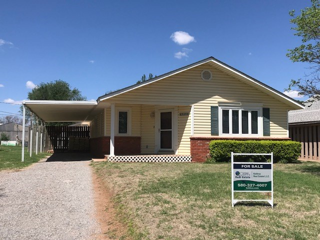 Home for Sale Alva OK