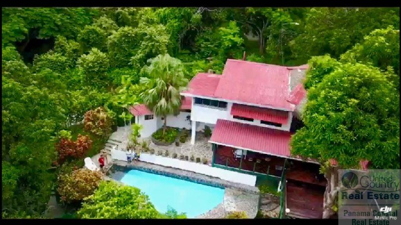 For sale or rent/ Beach house, San Carlos PANAMA