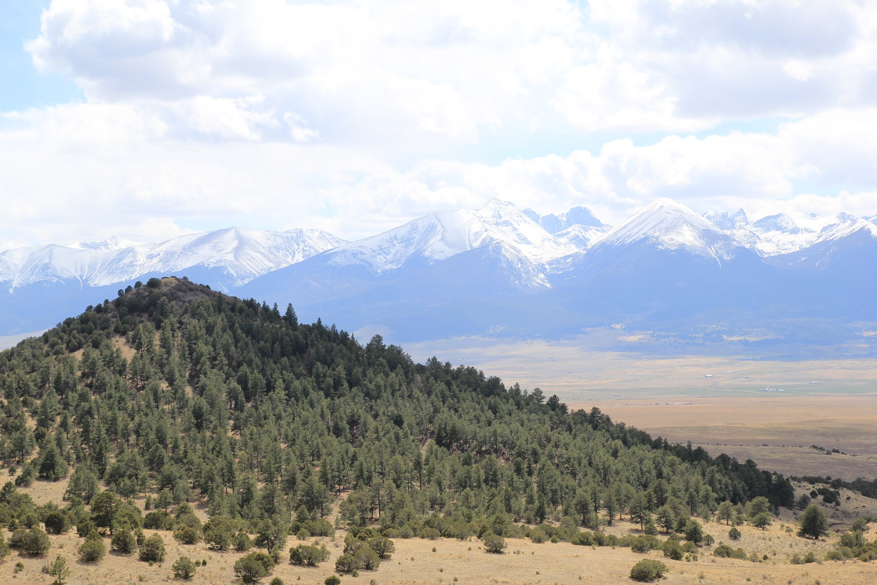 Sangre de Cristo Views