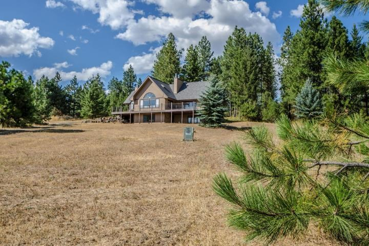 North ID Home For Sale on Acreage Near Coeur d'Alene