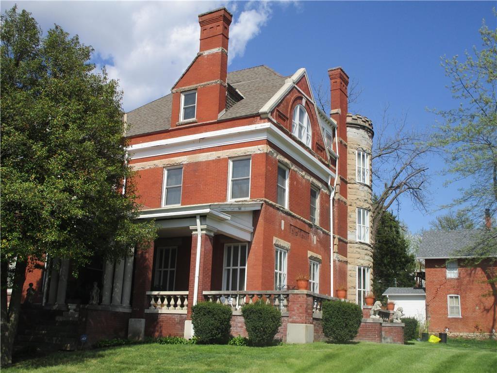 Historic VictorianFor Sale Atchison Kansas