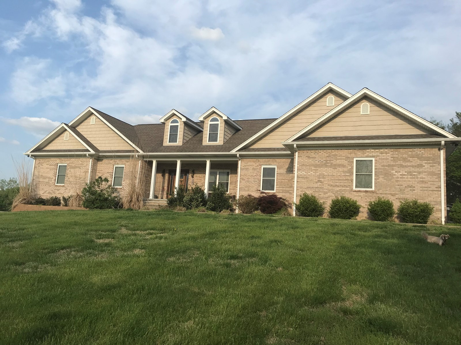 60 acre Farm in Barren County With Beautiful Home