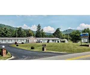Wytheville, VA - Motel, Residence and Restaurant