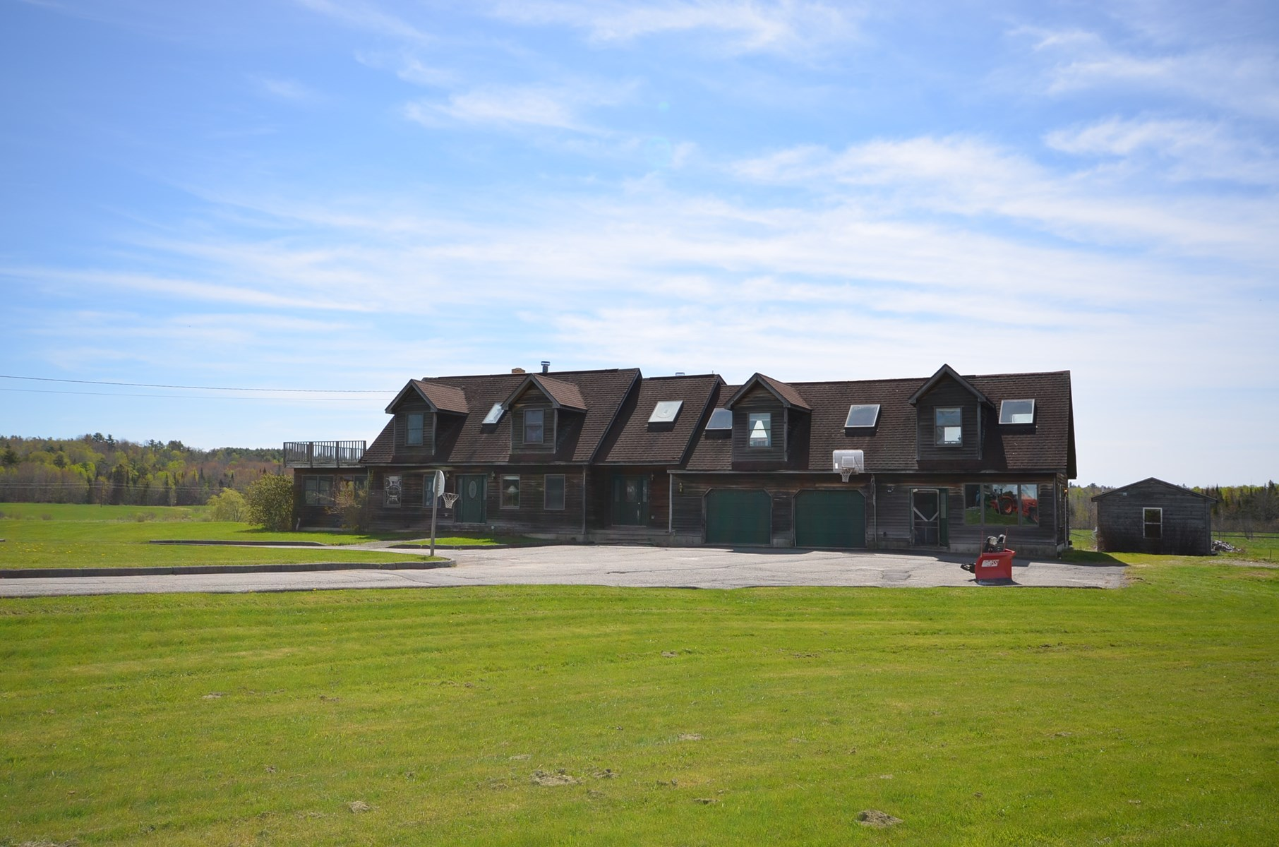 Maine Country Home for Sale in Levant