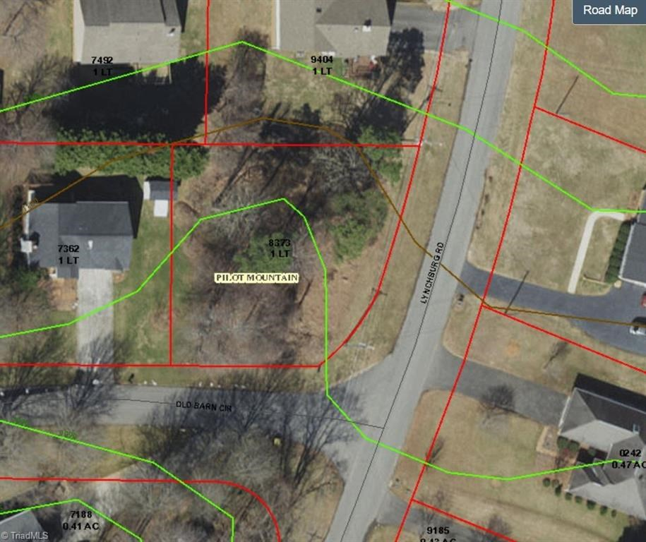 Land for sale in Pilot Mountain NC