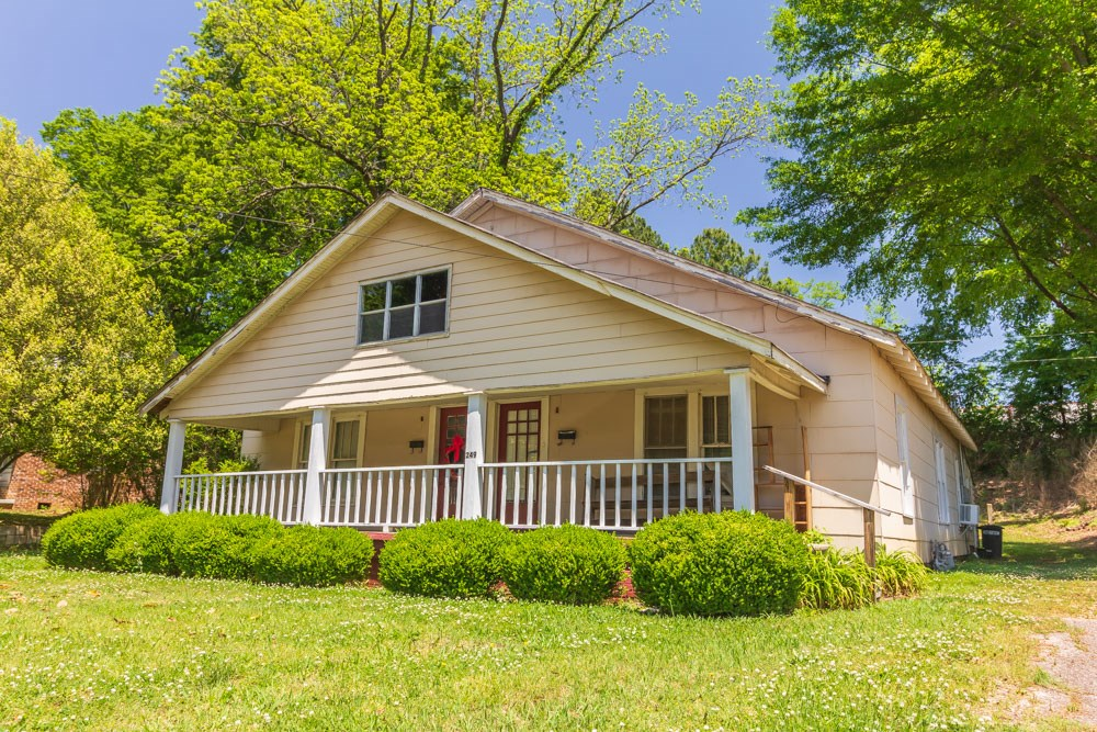 Investment Property, Selmer, TN; Duplex Fixer Upper