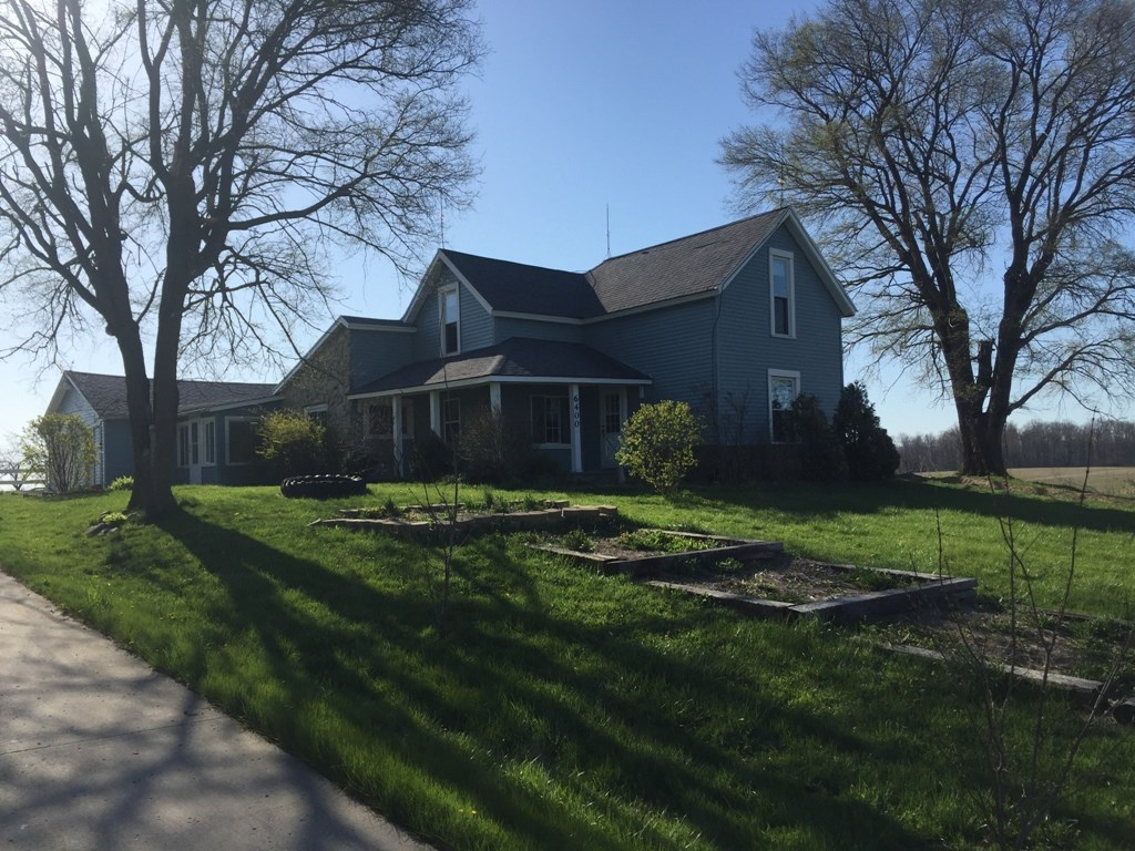 Country Home for Sale Losantville, IN