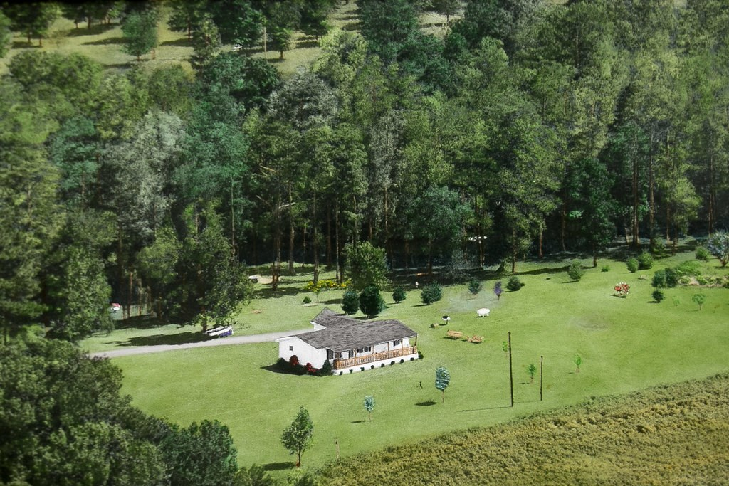 Creek Front Home with Acreage