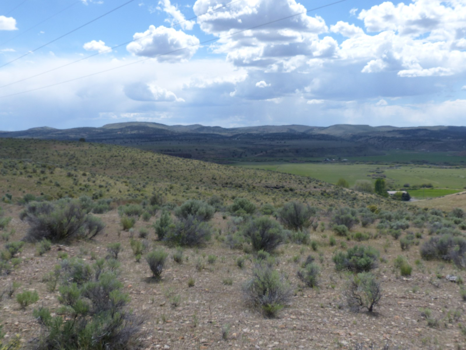 BUILDABLE ACREAGE OVERLOOKING HARNEY VALLEY & SILVIES RIVER