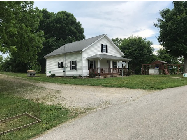 Country home on 3.75 Acres for sale, Albany, KY  PENDING