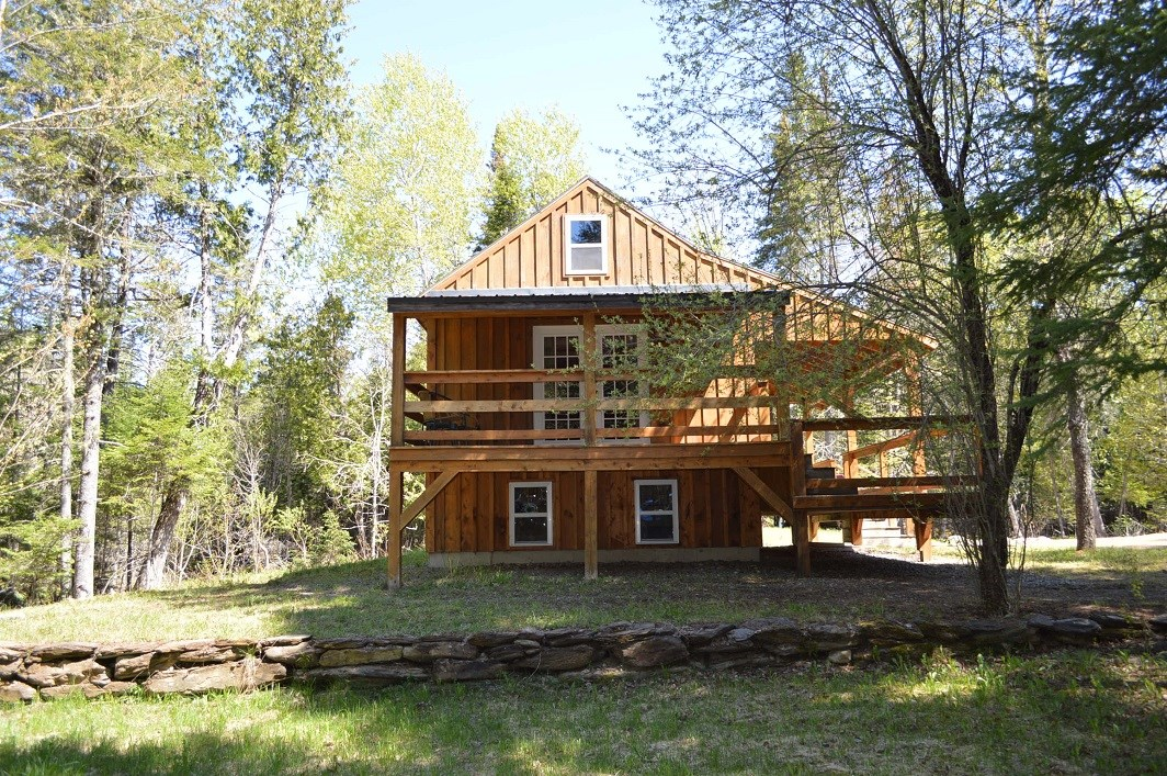 Maine Country Home for Sale in Prentiss