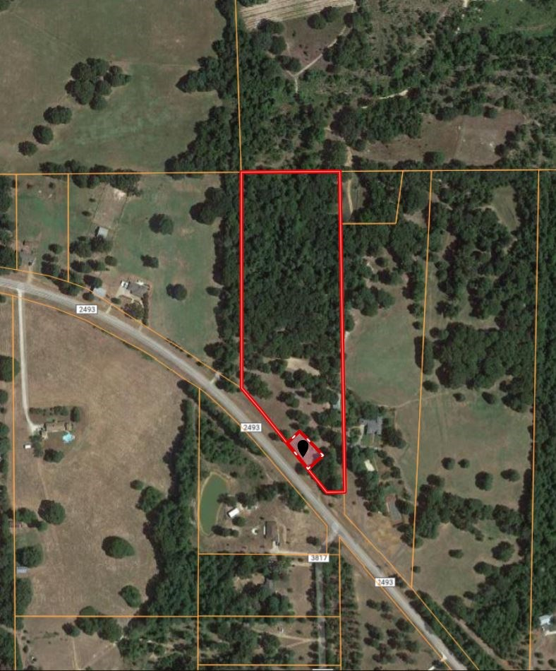 EAST TX RURAL ACREAGE FOR SALE FOR COUNTRY HOME   BULLARD TX